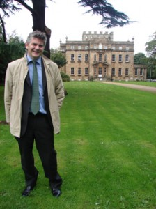 """On the trail of my heroes: visiting Vanbrugh's King's Weston Near Bristol"""